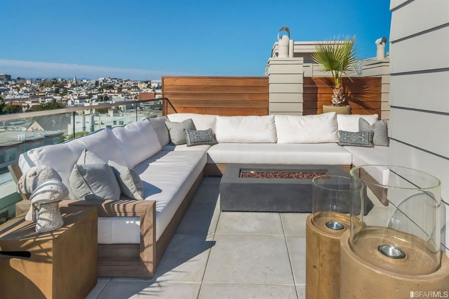 3590 20th Street #504 Roof Deck