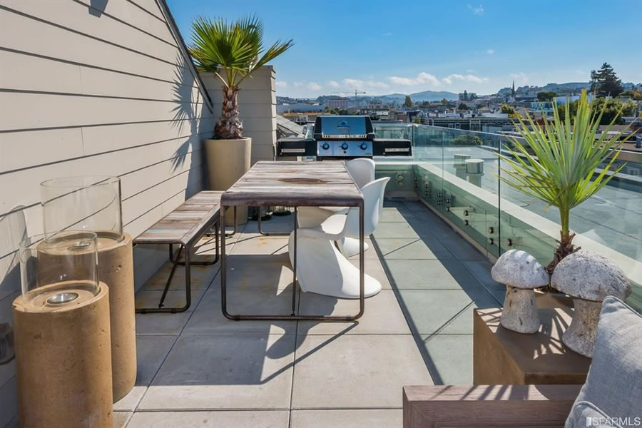 3590 20th Street #504 Roof Deck2