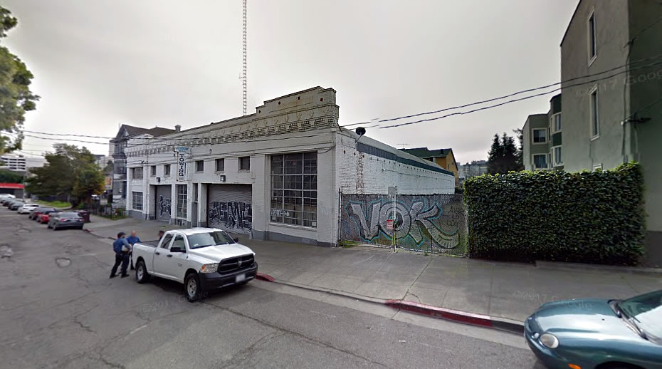 Oakland Warehouse Could Yield Units for Artists and More