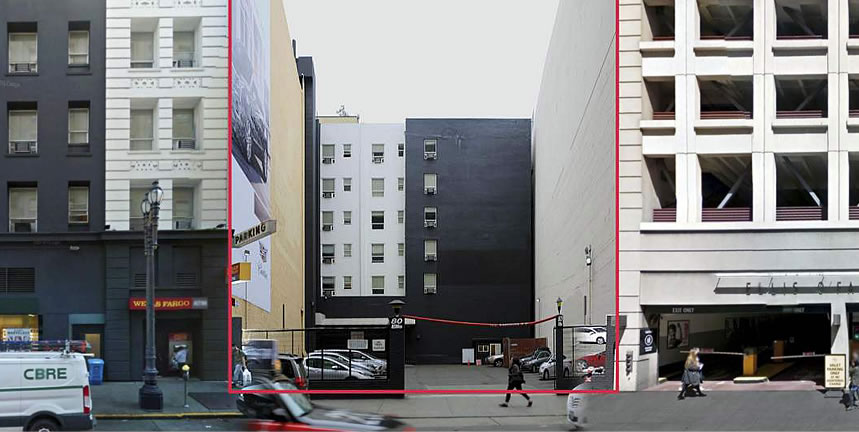 Plans for Boutique Union Square Hotel Back in Play