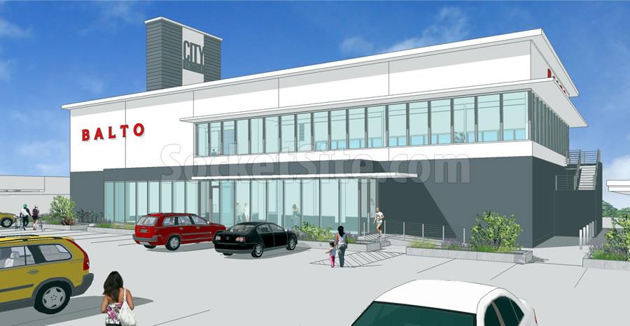 City Center Expansion - Crow's Nest - Level D