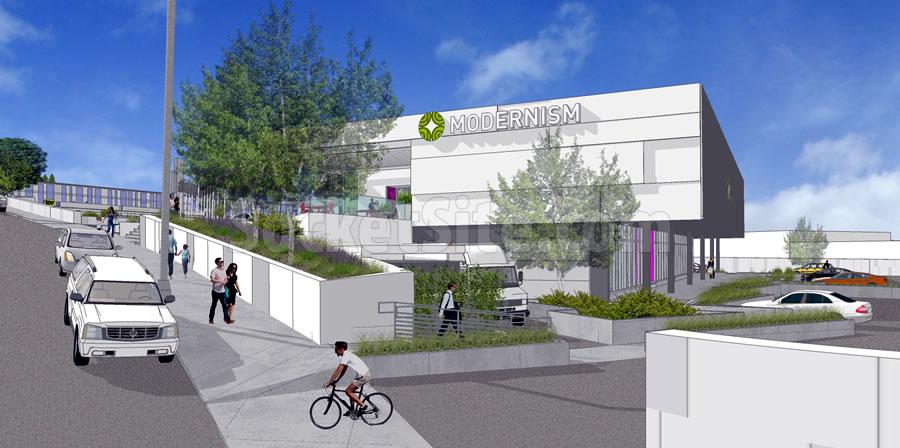 City Center Expansion - Lot F Building