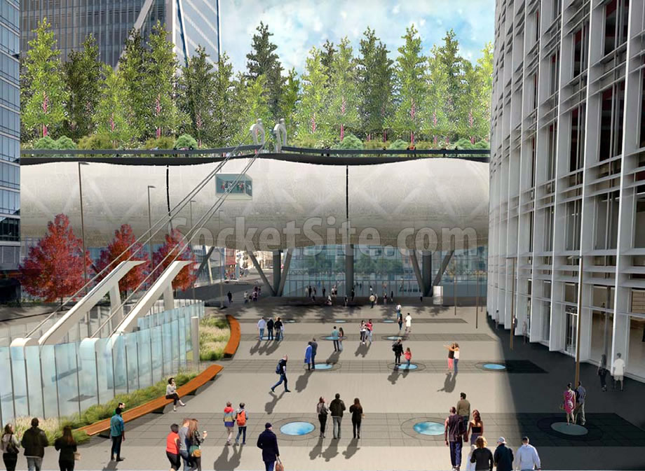Mission PlazaMission Plaza Proposed
