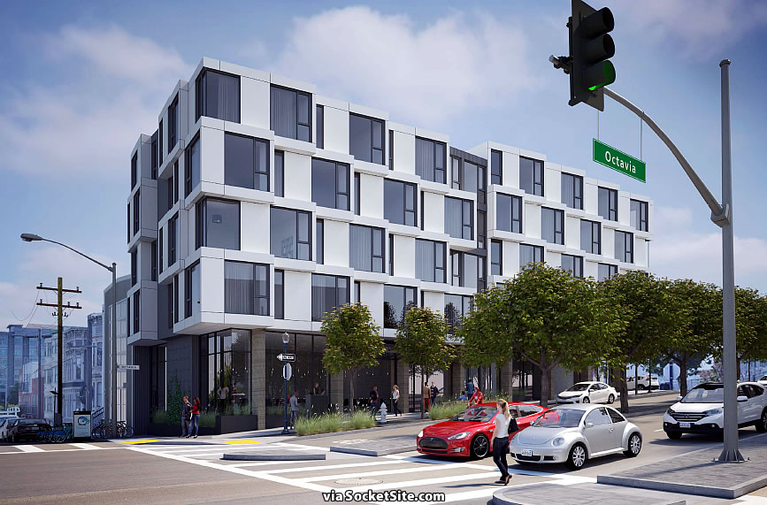 Hayes Valley Development Slated for Approval with Refined Design