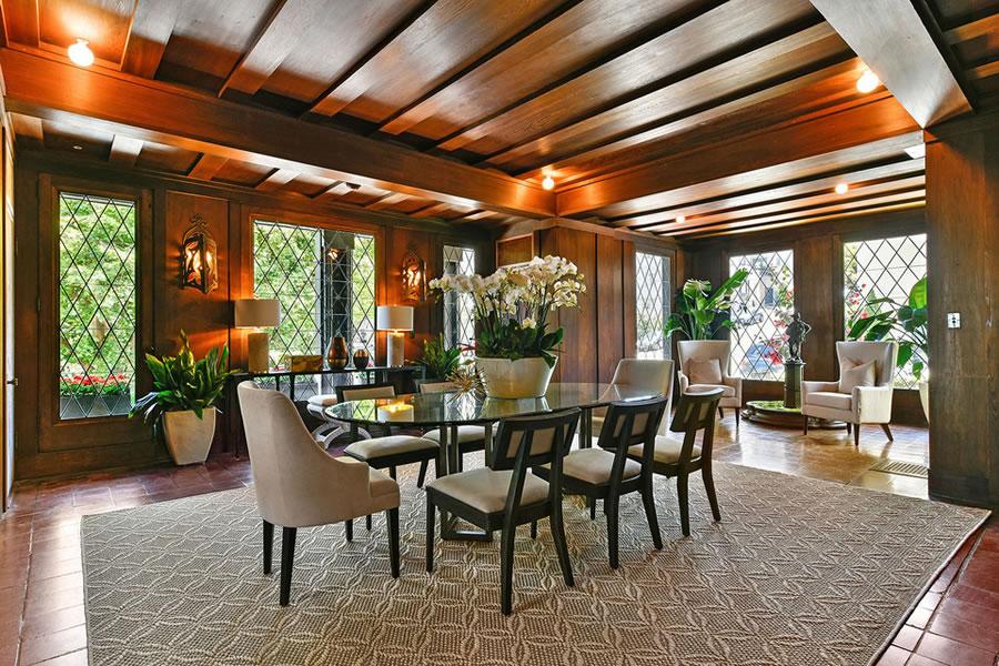 3500 Jackson Street Dining Room