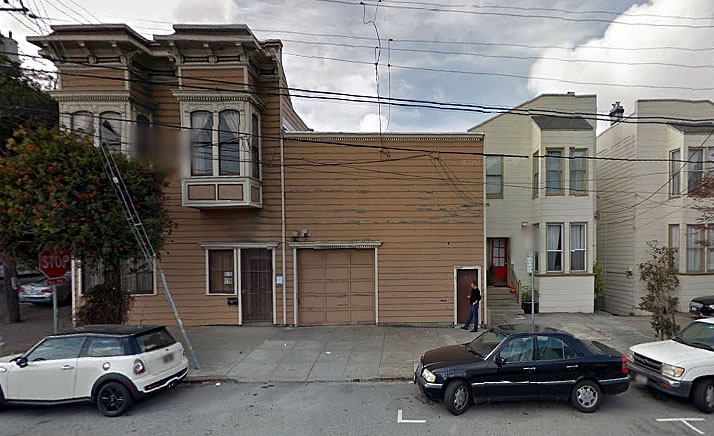 Big Plans for a Dogpatch Warehouse and Penthouse Perch