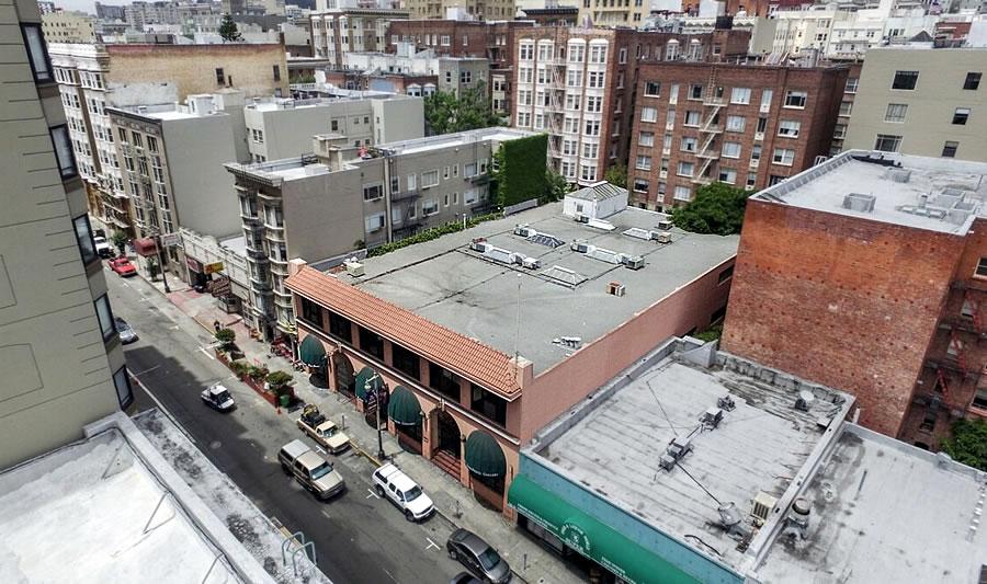 Art Gallery Shuttered, Parcel on the Market as a Development Site