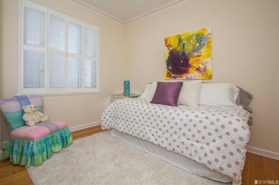 1101 Green Street #303 Bedroom Two
