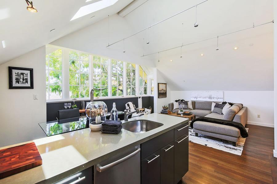 229A Douglass Kitchen View