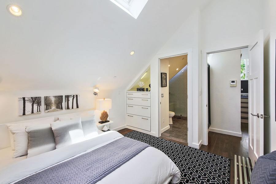 229A Douglass Master Bedroom