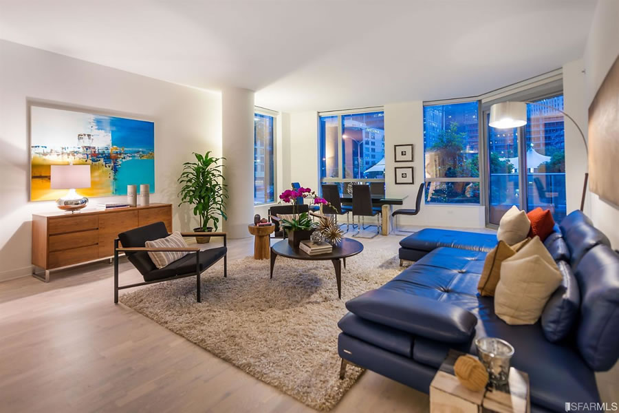 The Bestest Priced Two-Bedroom in SF's Premier High-Rise?
