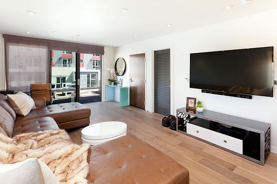 56 Ringold Street #3 Living