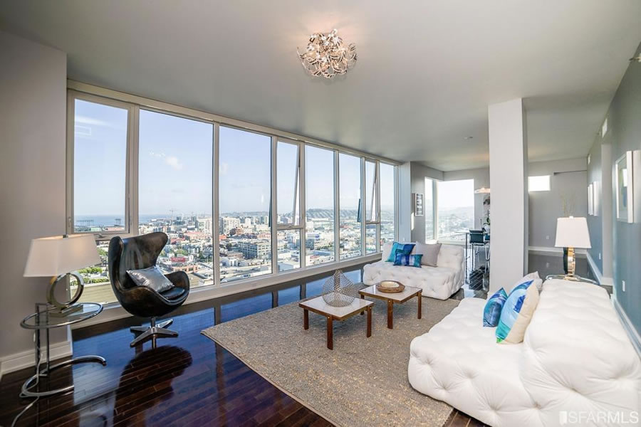A Lack of Appreciation for the Largest Penthouse atop BLU