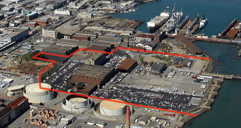 Massive Pier 70 Project Approved