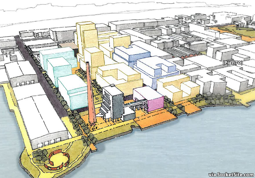 Plans for Massive New Waterfront Development Revealed