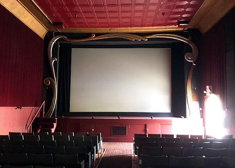 2200 Clement Street - Main Theater