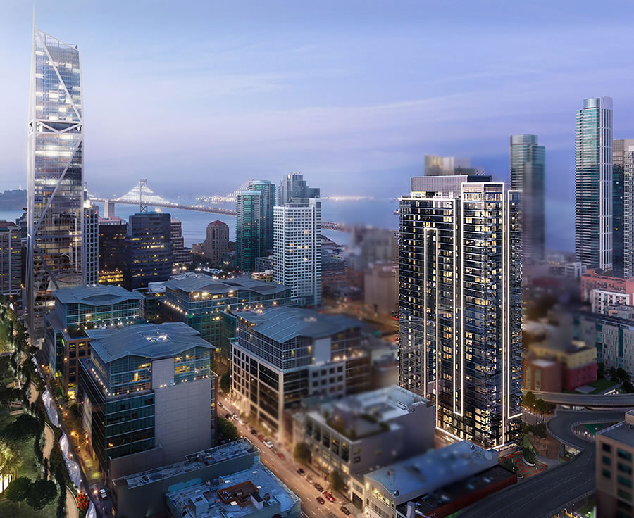 The Public Art to Adorn 33 Tehama in the Transbay