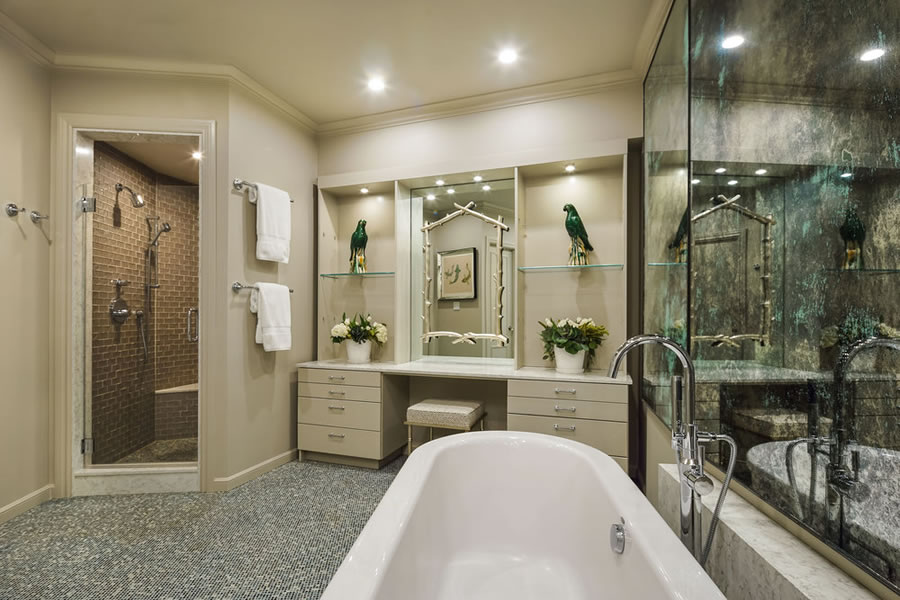 835 La Honda Road 9-17 Bathroom