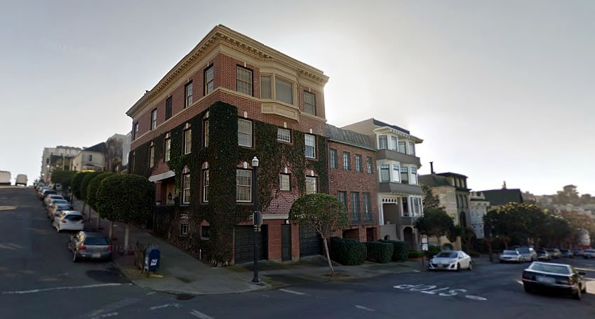 A Hedge Fund Manager's Plan for Doubling up in Presidio Heights