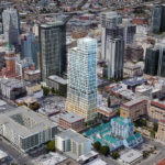 Plans for a Seemingly Split 460-Foot-Tall Oakland Tower Revealed