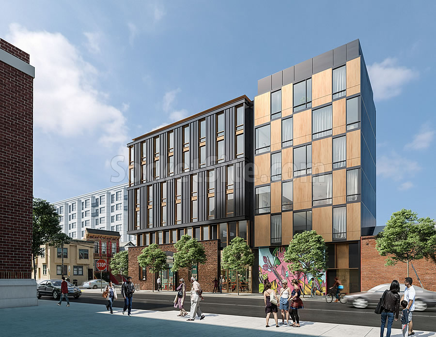 Plans for Six Stories in the Mission Closer to Reality