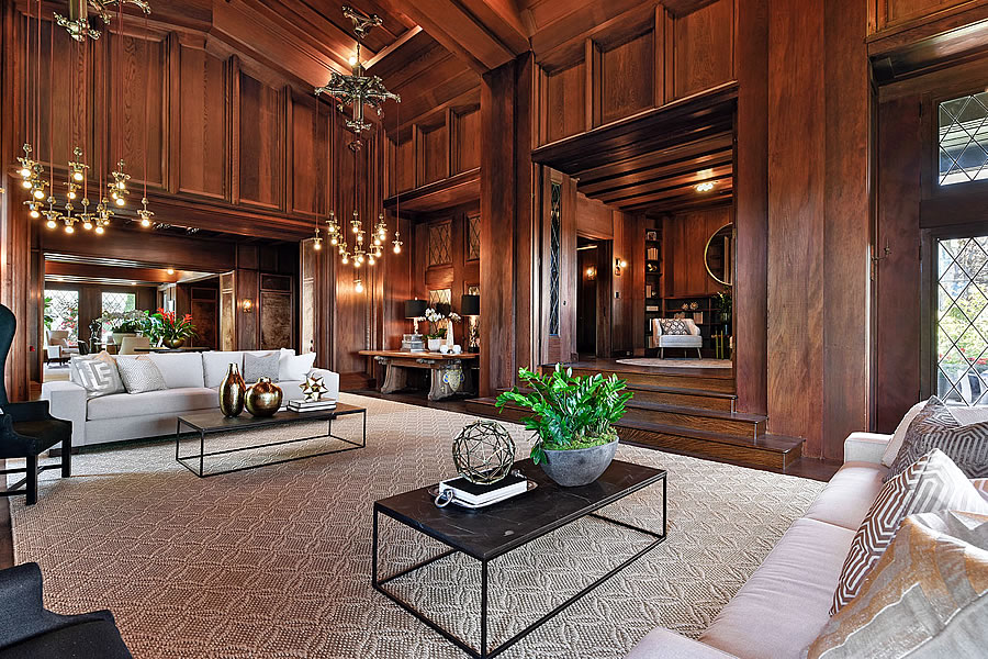3500 Jackson Street Great Room Reverse
