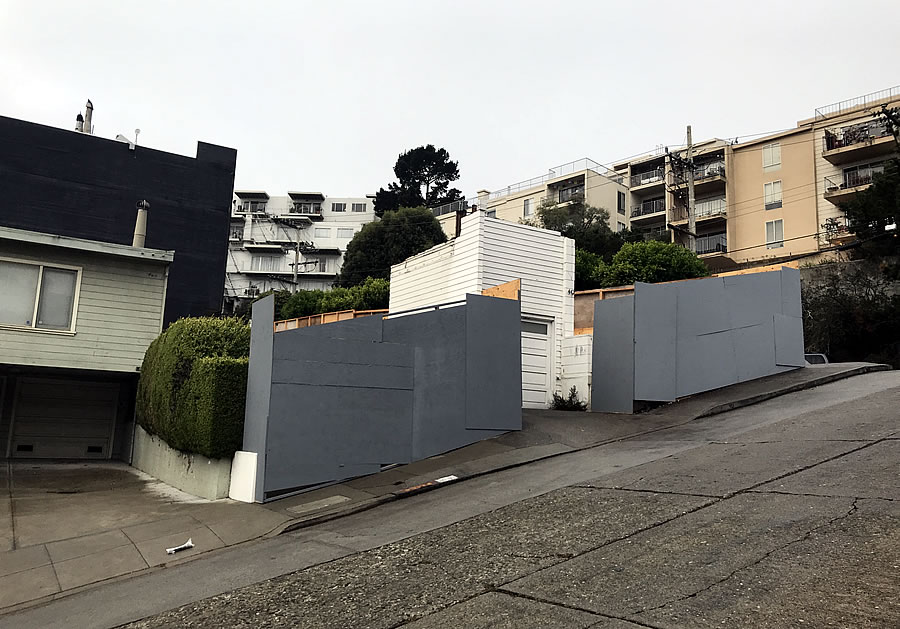 First Richard Neutra Designed Home in SF Illegally Razed