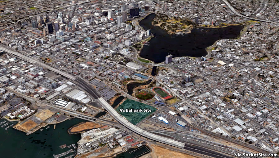 Plans to Deter Speculation around Oakland A's Ballpark Site