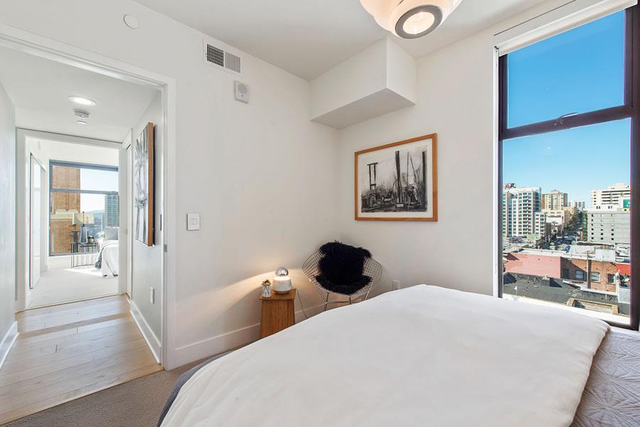 1080 Sutter Street #1001 - Bedrooms