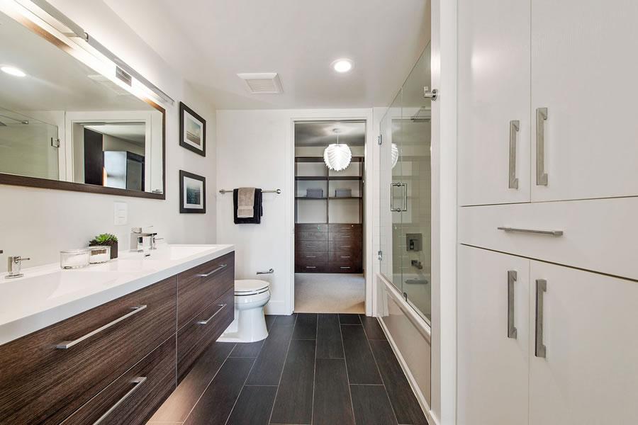 1080 Sutter Street #1001 - Master Bath 2