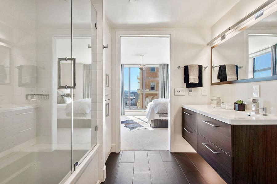 1080 Sutter Street #1001 - Master Bath