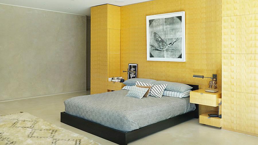 12950 Robleda Road circa 2017 - Bed