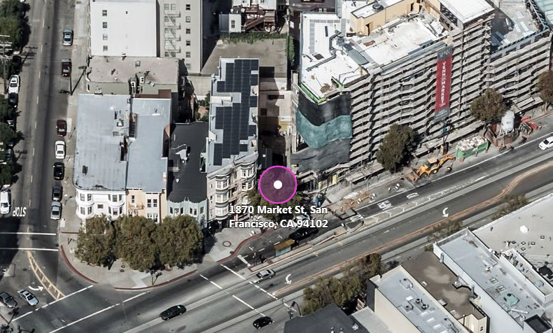Boutique Market Street Infill Building Closer to Reality