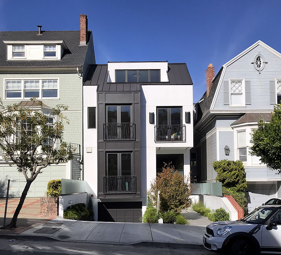 Eight-Figure Folly or Cunning Cow Hollow Flip?