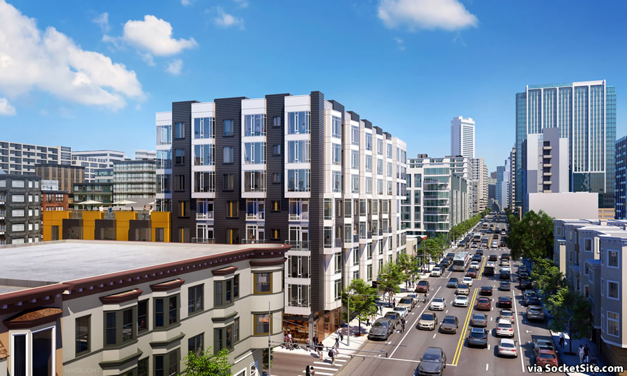 Timing for 127-Unit SoMa Development to Rise