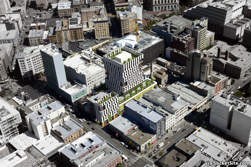 Plans for Major Mid-Market Development Revealed