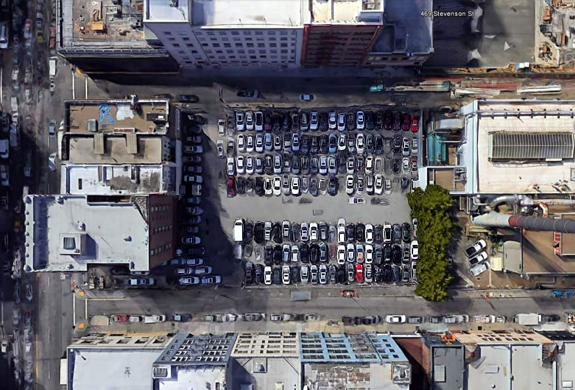 Study for Mid-Market Infill Tower About to Get Underway