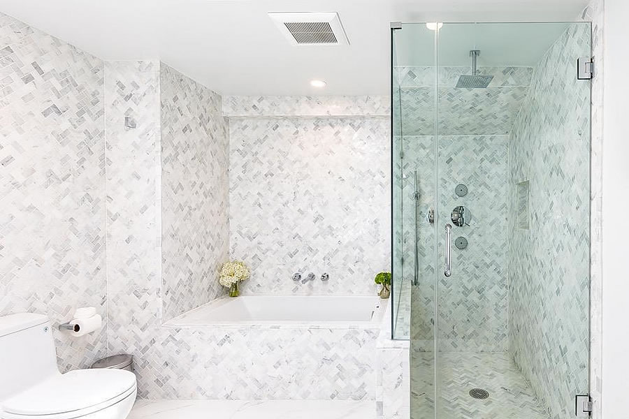 767 Bryant #403 Remodeled - Shower