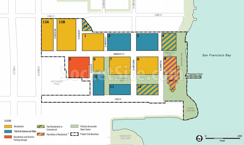 Potrero Power Plant Plans - Land Use
