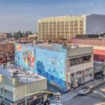 Landmark Uptown Oakland Club Building on the Market