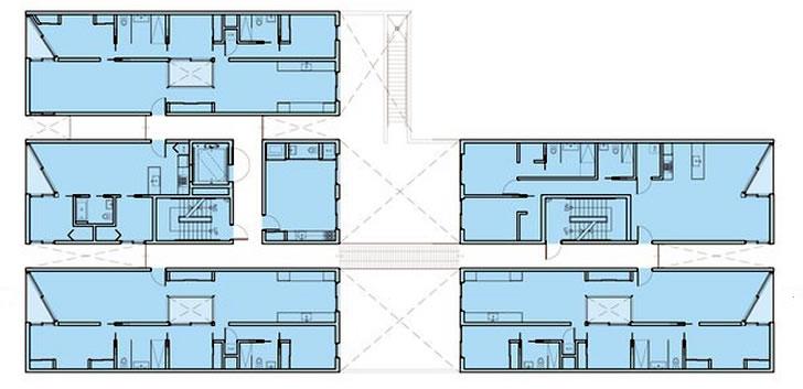 255 Shipley Floor Plans