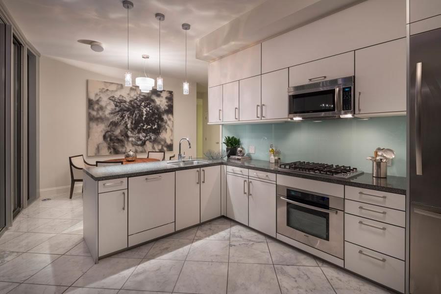301 main street #37B 2017 Kitchen