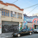 Unpermitted Live/Work Warehouse on the Market in the Mission