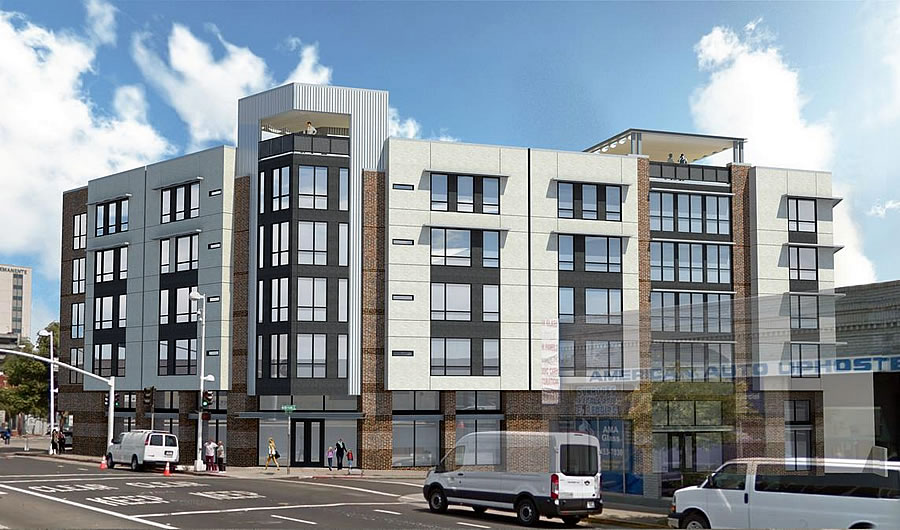 Luxury Auto Row Development Closer to Reality