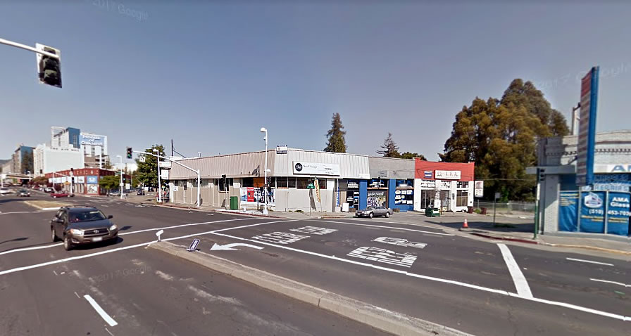Auto Row Development on the Market in Oakland