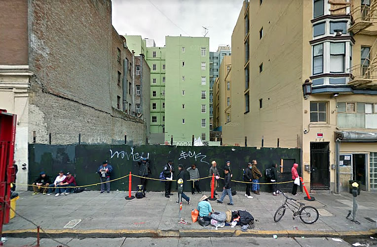Former Temple Site in the Tenderloin Back in Play