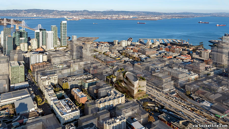 Competition for an Office Space Allocation in SF is Heating Up
