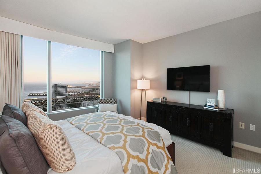 301 Main Street #28F Bedroom