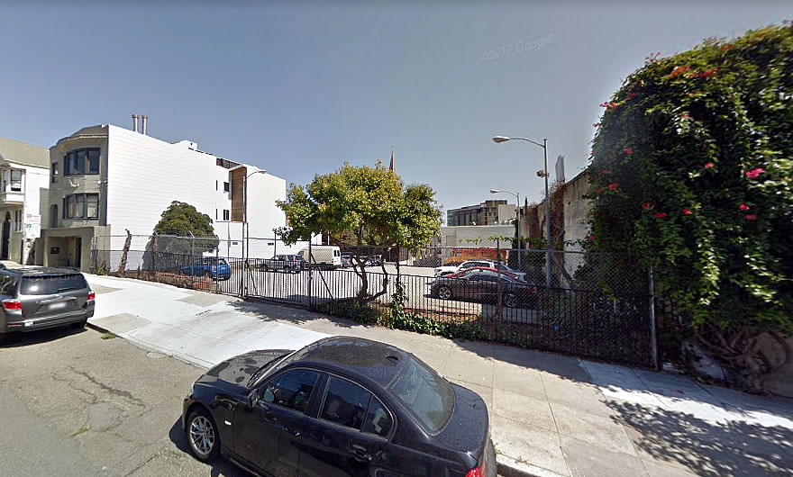 Refined Designs and Density for Proposed Duboce Triangle Project