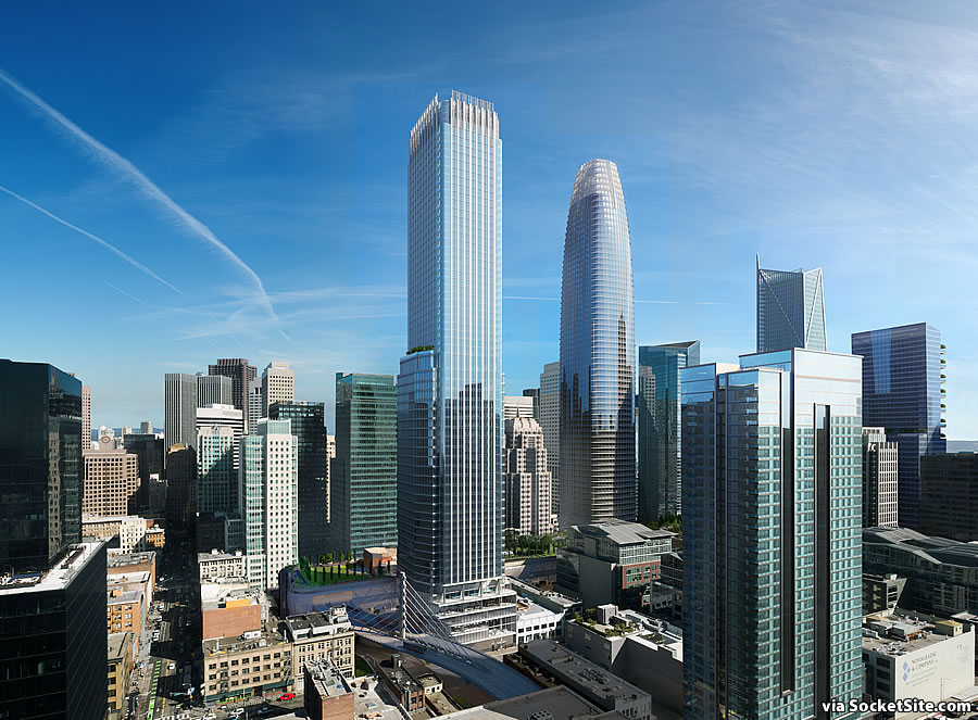 Proposed 800-Foot-Tall Tower Closer to Reality